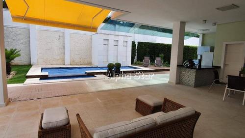 Casa Com 4 Dormitórios, 581 M² - Venda Por R$ 4.950.000 Ou Aluguel Por R$ 27.000/mês - Alphaville 01 - Barueri/sp - Ca3477