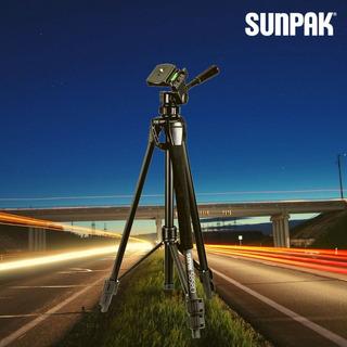 Tripode Dslr 1.5m Nikon Canon Sony Sunpak 5858d - Inteldeals