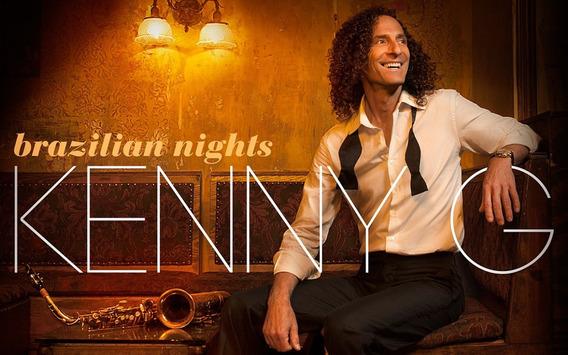 Cd Kenny G - Brazilian Nights Novo Original