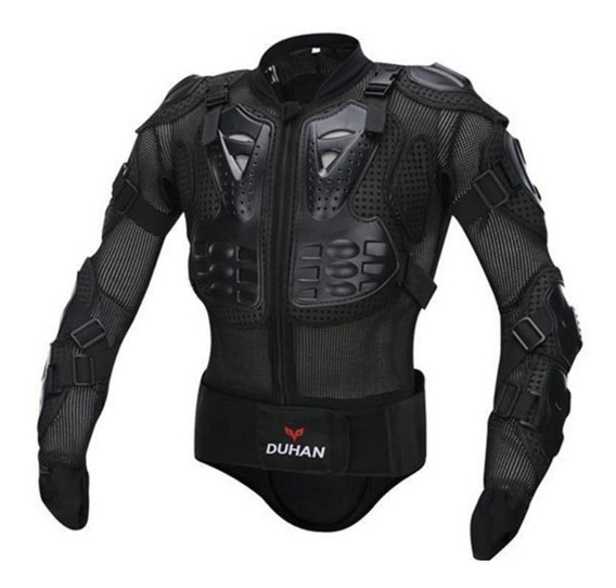 Colete Proteção Duhan Moto Armadura Corporal Pronta Entrega