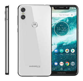 Motorola Moto One 64gb 4g Tela 5,9 +nf +garantia