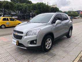 Chevrolet Tracker Lt, Automatica