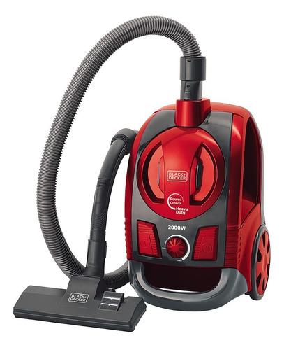 Aspirador De Pó 3l Ciclônico 2000w Black+decker 110v - A6