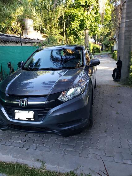 Honda Hrv 2015 1.8 Lx 2wd Cvt