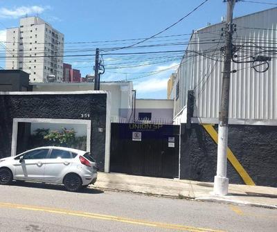 Galpão Para Alugar, 600 M² Por R$ 12.000/mês - Limão - São Paulo/sp - Ga0277