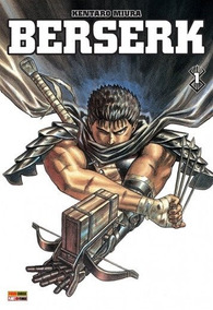 Mangá Berserk Volume 1-40 Digital