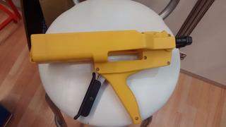 Pistola Aplicadora De Adhesivo Bicomponente Nylon