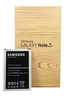 Caja Samsung Galaxy Note 3 + Bateria {v25}
