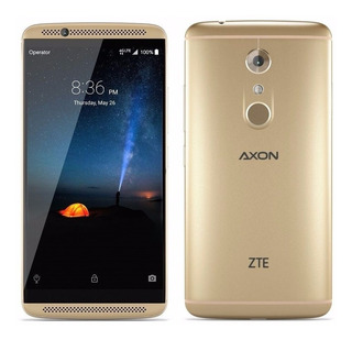 Zte Axon 7 64gb+128gb Microsd 4gb Ram 4g Lte En Stock!!