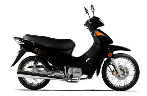 Mondial Ld 110 Max Cub Calle Moto Ciclomotor Zb Smash Blitz