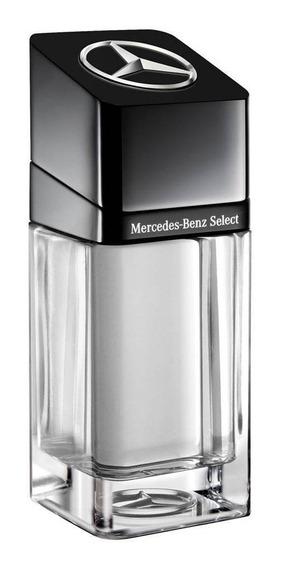 Mercedes-benz Select Edt 100ml - Original E Lacrado