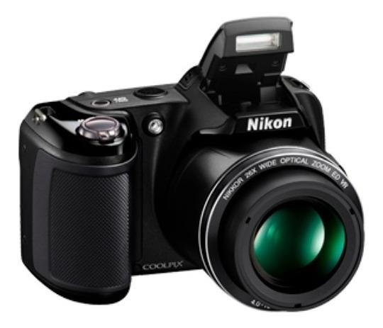 Câmera Digital - Coolpix L810
