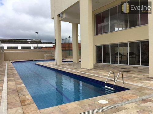 Imagem 1 de 24 de Apartamento Com 2 Dorms, Vila Rubens, Mogi Das Cruzes - R$ 320 Mil, Cod: 837 - V837