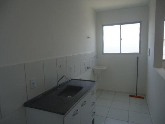 Apartamento Com 2 Dormitórios Para Alugar, 51 M² Por R$ 650,00/mês - Praia Dos Namorados - Americana/sp - Ap0141
