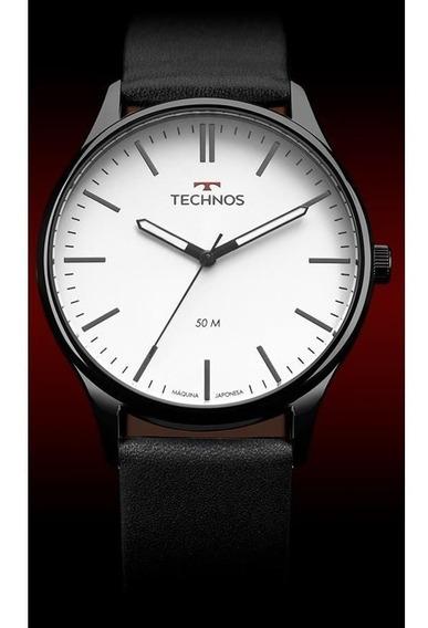 Relógio Technos Masculino Steel 2035mqq/2b Original Barato