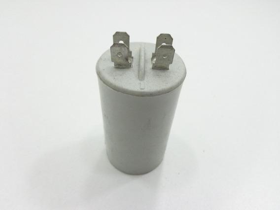 Capacitor Uf 10 Uf 440v / Motores De Inducao (grd) - 66733