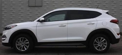 Funda Tacto Cuero Hyundai Tucson 2016-2017 Oferta!!!!
