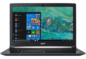 Notebook Acer A715 I7 16gb 256ssd+2tb 1050 4gb Tela 15,6 Fhd