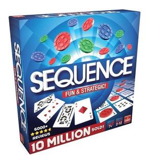 Sequence Juego Estrategia Original Secuencia Familia Goliath