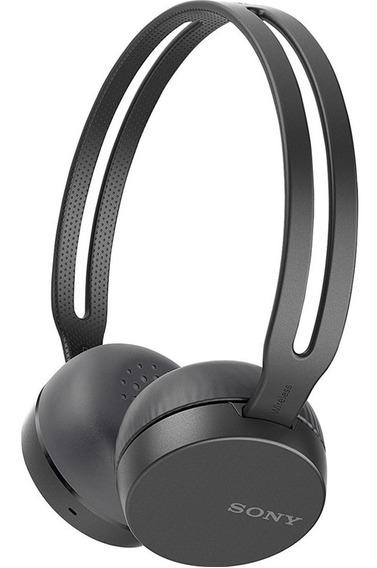 Fone Bluetooth Wh-ch400/b Preto Sony