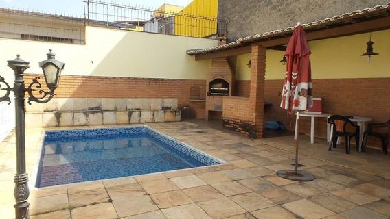 Casa Com 4 Quartos Para Comprar No Santa Amélia Em Belo Horizonte/mg - 1754