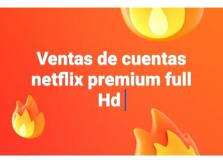 Netflix Premiun Ultra Hd - Entrega Inmediata