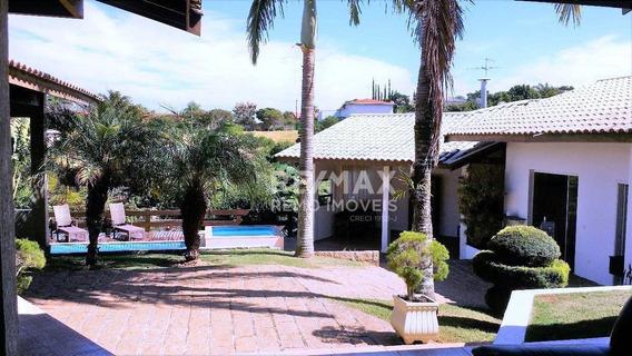 Casa Para Locação E Venda 3 Suítes Cond.vale Do Itamaraca - Ca0845