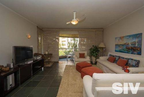 Apartamento Com 3 Dormitórios À Venda, 171 M² Por R$ 1.500.000,00 - Riviera - Módulo 4 - Bertioga/sp - Ap1454