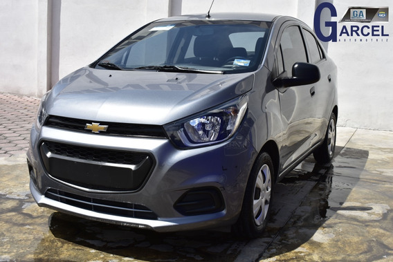 Chevrolet Beat Ls 2018 48144km Gris 1.3l Manual