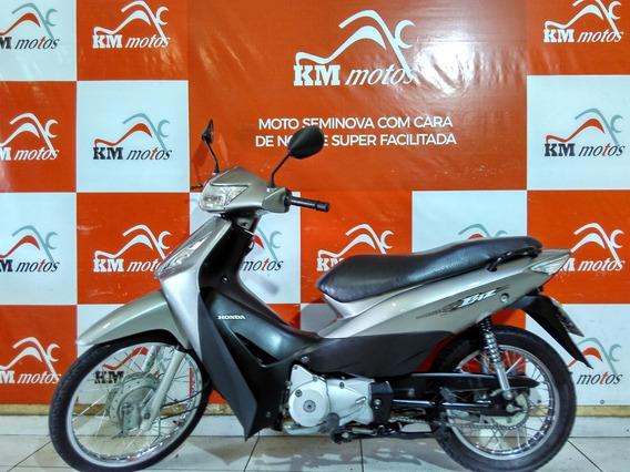 Biz 125 Es 2009 Cinza