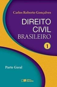 Direito Civil Brasileiro - Parte Geral - 8° Edição