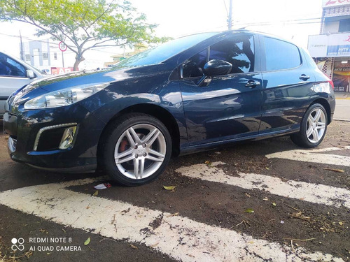 Peugeot 308 2013 2.0 Allure Flex 5p