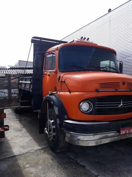 Mb L 1313 Truck Carroceria