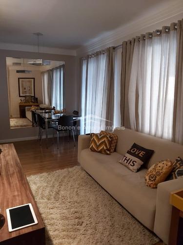 Apartamento À Venda Em Loteamento Center Santa Genebra - Ap011831