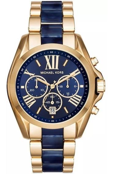 Relógio Michael Kors Mk6268 100% Original 2 Anos De Garantia