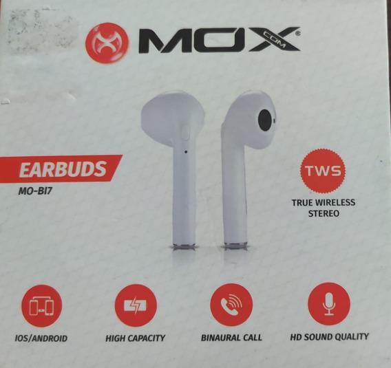 Fone De Ouvido Sem Fio Mox Mo-b17 Earbuds Bluetooth