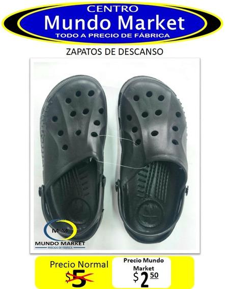 Mundo Market Zapatos Tipo Crocs Descanso