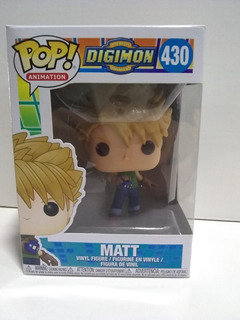 Funko Pop Animation Matt # 430