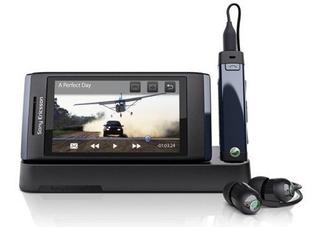 Sony Ericsson Aino 8mpx Wifi 8gb Gps Mp3 Fm Stock