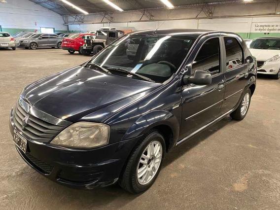 Renault Logan Avantage 2011 Gnc Financiacion 100% En Cuotas