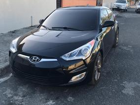 Hyundai Veloster 2013 Negro