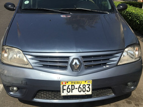 Renault Logan 2009 Glp