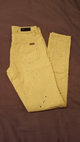 Pantalón Uma Verde Limón