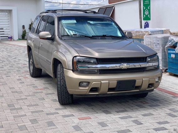 Chevrolet Trailblazer 4x4