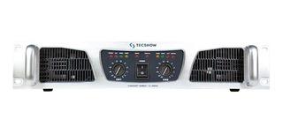 Tecshow C2600 Concert Potencia Amplificador Sonido Dj 2600