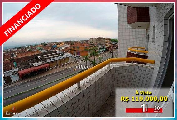 Kitnet Com 1 Dormitório À Venda, 30 M² Por R$ 119.000