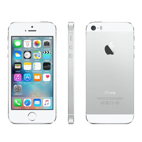 Celular Apple iPhone 5s 16gb Reacondicionado Demo