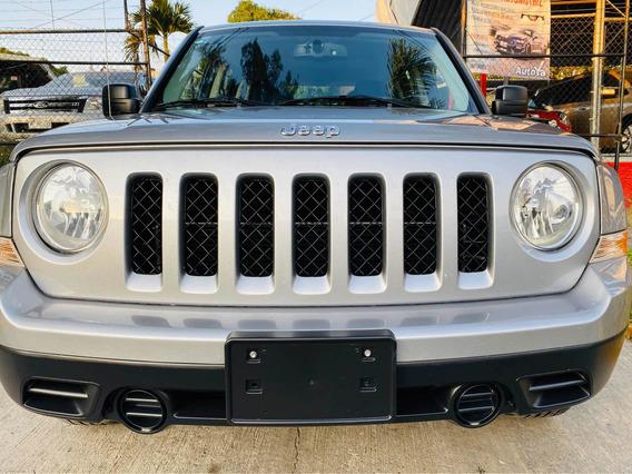 Jeep Patriot 2.4 Sport 4x2 At 2017