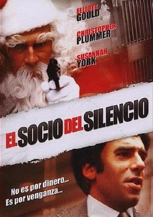 El Socio Del Silencio ( Elliott Gould) Dvd