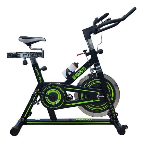 Bicicletas Bicileta De Spinning Bravo - Fama